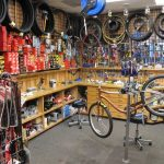 Bike shop on internet